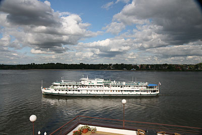 The Volga in Yaroslavl